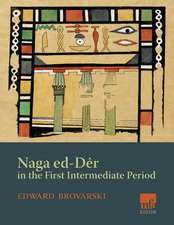 Naga Ed-Deir in the First Intermediate Period