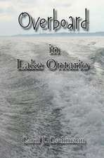 Overboard in Lake Onterio
