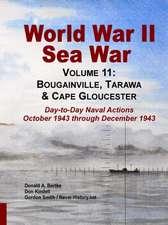 World War II Sea War, Volume 11