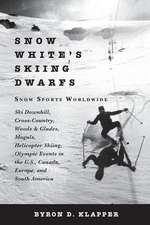 Snow White's Skiing Dwarfs