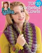 Top 10 Crocheted Cowls