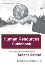 Human Resources Guidebook:  A Comprehensive Reference