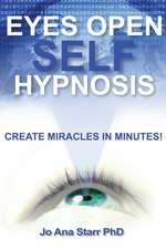 Eyes Open Self Hypnosis