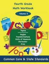 Fourth Grade Math Volume 5