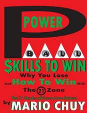 Powerball Skill to Win:  The 21 Shades of Green Zone System