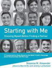 Starting with Me