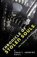 Chronicle of Stolen Souls
