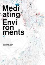 Arctic Cities + Mediated Environments