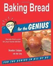 Baking Bread for the Genius:  Vinegar Hill