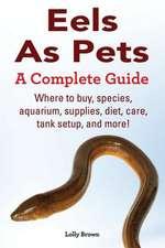 Eels as Pets