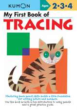 Kumon, P: My First Book of Tracing