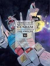 Mobile Suit Gundam: The Origin Volume 11: A Cosmic Glow
