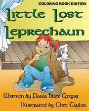 Little Lost Leprechaun: Coloring Book Edition