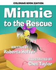 Minnie to the Rescue: Coloring Book Edition