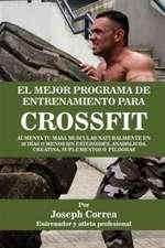 El Mejor Programa de Entrenamiento Para Crossfit