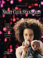 Night Club Standards for Females - Volume 1