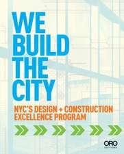 We Build the City