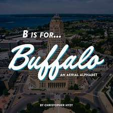B IS FOR BUFFALO