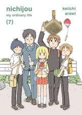 Nichijou Volume 7