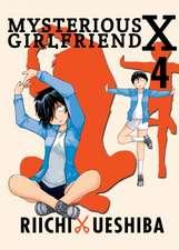 Mysterious Girlfriend X Volume 4