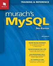 Murach, J: Murachs MySQL
