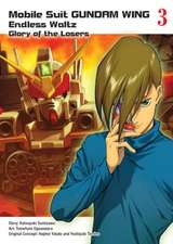 Mobile Suit Gundam Wing 3: The Glory Of Losers