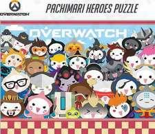 Overwatch: Pachimari Heroes Puzzle