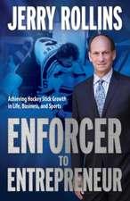 Enforcer to Entrepreneur