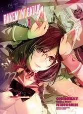 Bakemonogatari (manga), Volume 3