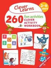 Clever Activity Workbook: 260 Fun Activities