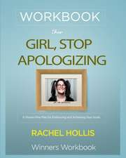 Workbook For Girl, Stop Apologizing