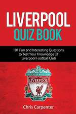 Liverpool Quiz Book