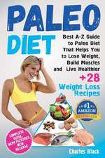 Paleo Diet (Black&white Edition)