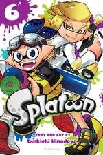 Splatoon, Vol. 6