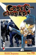 Case Closed, Vol. 73