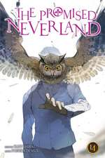 The Promised Neverland, Vol. 14