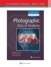 Photographic Atlas of Anatomy