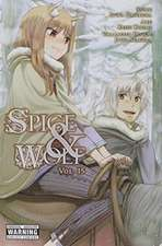 Spice and Wolf, Vol. 15 (manga)