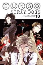 Bungo Stray Dogs, Vol. 10