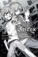 A Certain Magical Index, Vol. 19 (Light Novel)