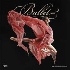 Ballet - Ballett 2020 - 18-Monatskalender