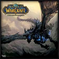 World of Warcraft 2021 Square Wall Calendar