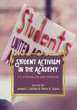 Student Activism in the Academy