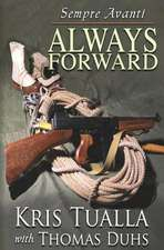 Sempre Avanti Always Forward