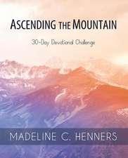Ascending the Mountain