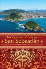 The Cooking Class in San Sebastian