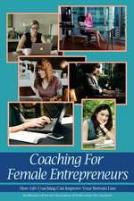 Coaching for Female Entrepreneurs