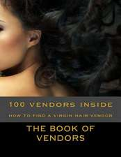 The Book of Vendors
