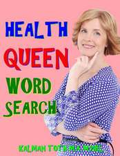 Health Queen Word Search