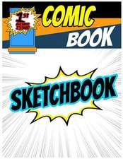 Comic Book Sketchbook